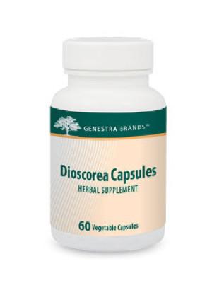 Dioscorea Capsules 500 mg 60 vcaps