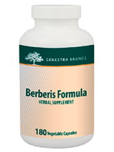 Berberis Formula 180 caps