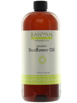 Sunflower Oil (Organic) 1 qt