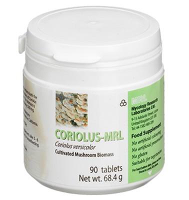 Coriolus Versicolor-MRL Tablets