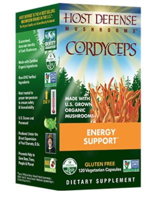Cordyceps vegcaps