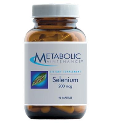 Selenium 200 mcg - 90 caps
