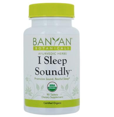 I Sleep Soundly 90 tabs