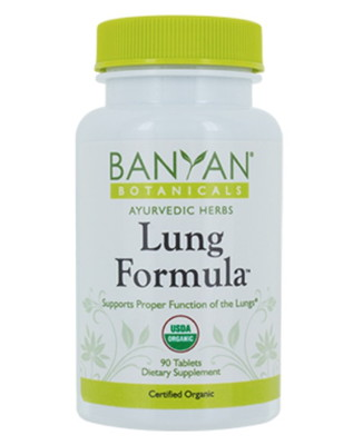Lung Formula - 90 tabs
