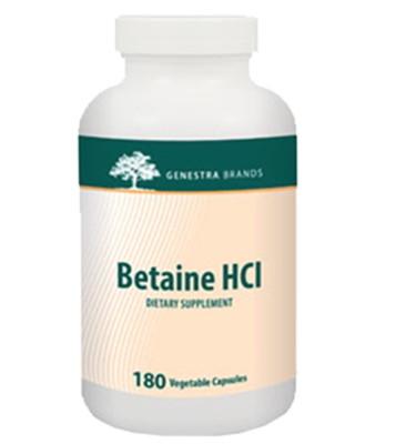Betaine HCl 180 vegcaps