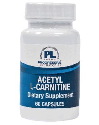 Acetyl L-Carnitine 60 vegcap