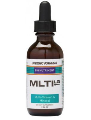 MLTI LQ - Multi Vitamin & Mineral 2 oz