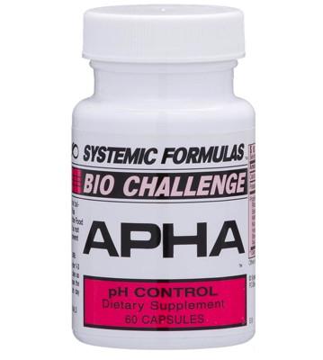 APHA - pH Control 60 caps