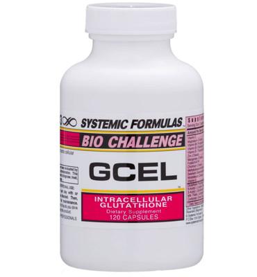GceL- Glutathione 120 caps