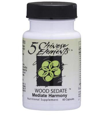Wood Sedate 60 caps