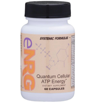 eNRG - Quantum Cellular ATP Energy 60 caps