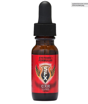CXR - Lung .05 oz