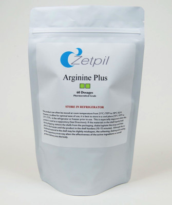 Arginine Plus Suppositories - 60 Count