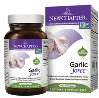 Garlic Force 30 liquid vegcaps