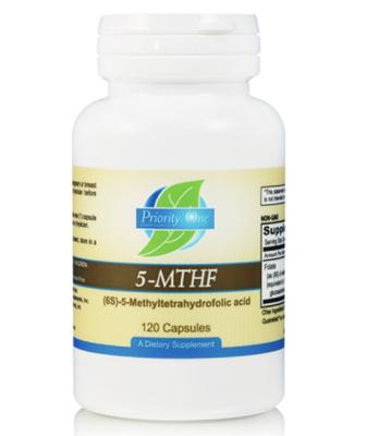 5-MTHF 120 caps