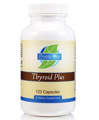Thyroid Plus 60/120 caps