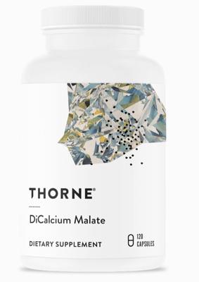 DiCalcium Malate 120 caps