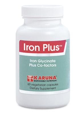 Iron Plus 60 vcaps