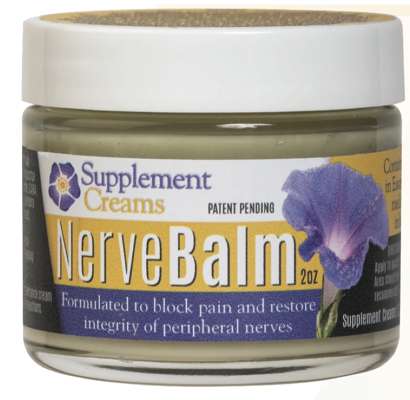 Dr. Sidney Kurn's Nerve Balm