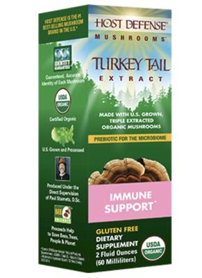 Turkey Tail Extract 2 fl oz