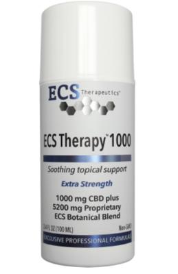ECS Therapy 1000 3.4 oz