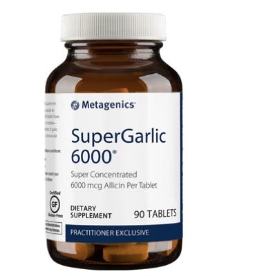 SuperGarlic 6000