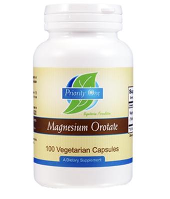 Magnesium Orotate 100 caps