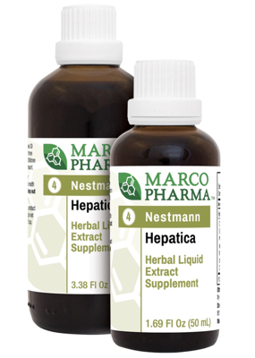 Hepatica No. 4 100 ml