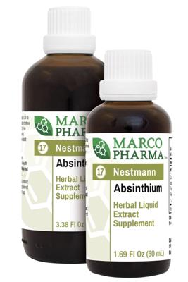 Absinthium No. 17 Digestive Bitters