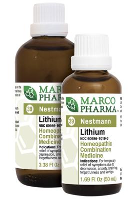 Lithium  No. 39 100 ml