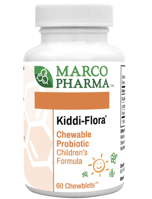 Kiddi-Flora Probiotic 60 chews