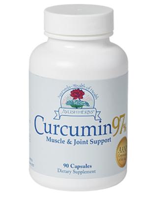 Curcumin 97% 90 vcaps