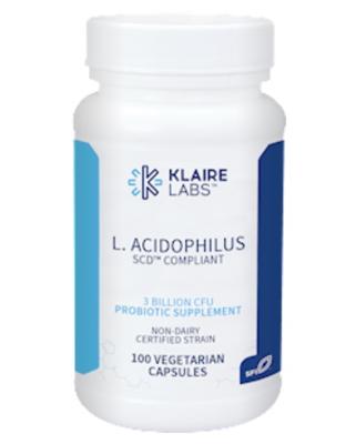 L-Acidophilus SCD Compliant - 100 vcaps