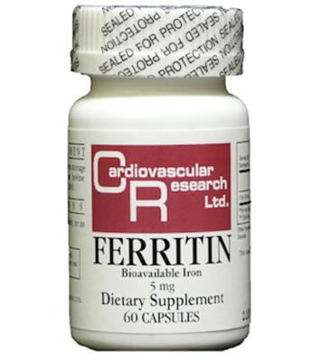 Ferritin 5 mg 60 caps