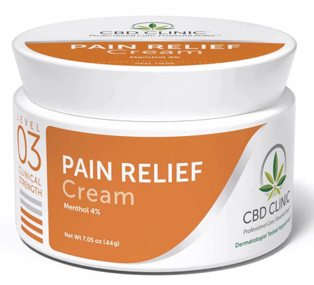 Pain Relief Ointment -  Level 3