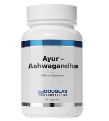 Ayur-Ashwaganda (Indian Ginseng) 60 caps