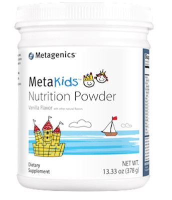 MetaKids Nutrition Powder Van 14 serv