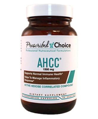 AHCC 1500 mg 60 caps