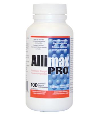 Allimax 450 mg 100 vegcaps