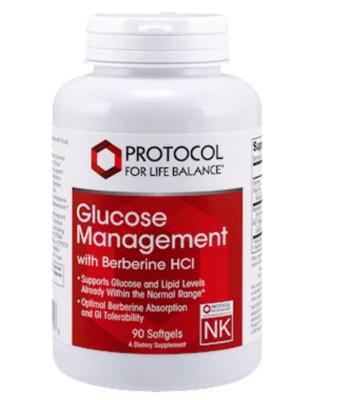 Glucose Management 90 softgels
