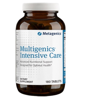 Multigenics Intensive Care 180 tabs