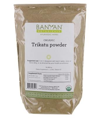 Trikatu Powder (Organic) 1 lb