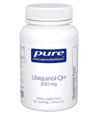 Ubiquinol-QH 200 mg