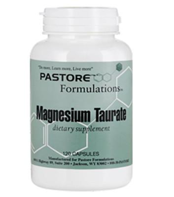 Magnesium Taurate 481 mg 120 caps