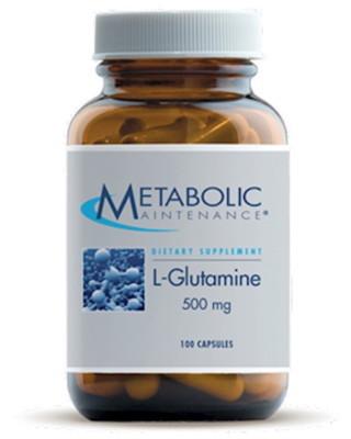 Glutamine 500 mg