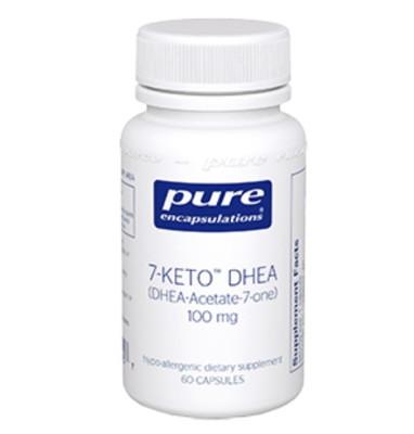 7-Keto DHEA 100 Mg. 60 caps