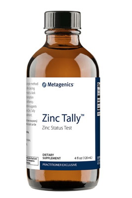 Zinc-Tally Test 4 fl oz