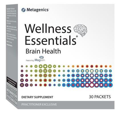Wellness Essentials Brain Health 30 pkts