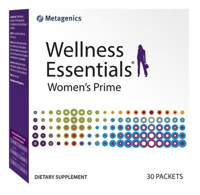 Wellness Essentials Women's Prime 30 pkt