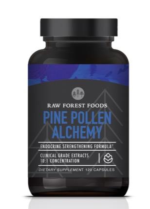 Endocrine Strengthening Formula (Pine Pollen Alchemy) 120 caps